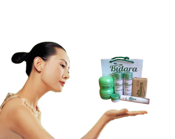 Bidara Skin Care Model, Cream